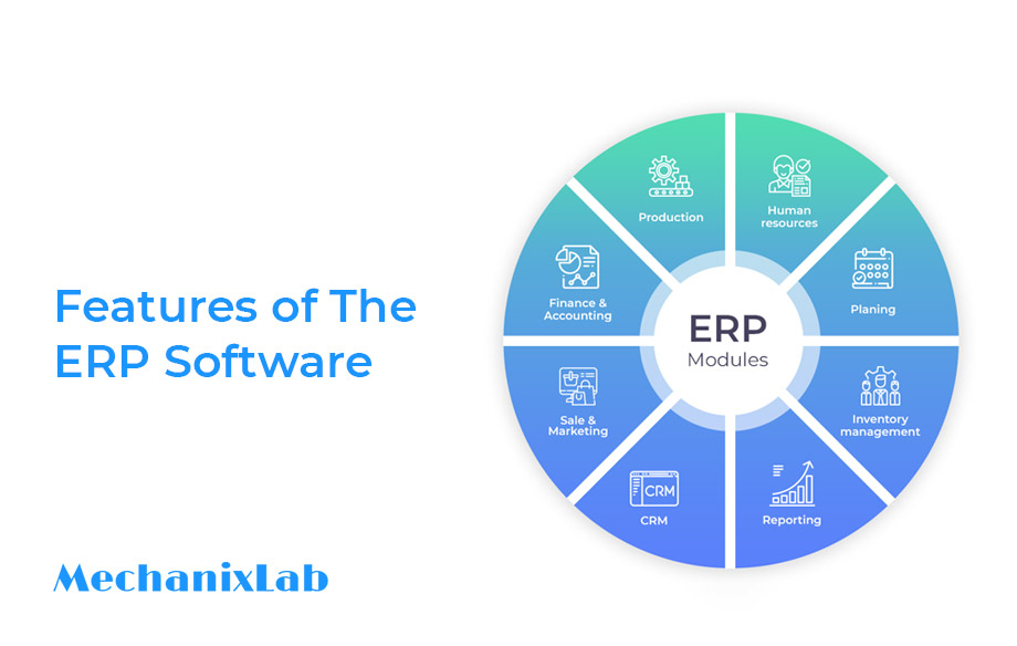 Features of The Best ERP Software